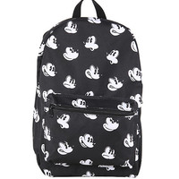 Disney Mickey Mouse Faces Backpack