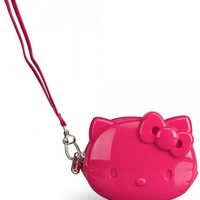 """Hello Kitty"" Coin Bag With Strap by Loungefly (Pink)"
