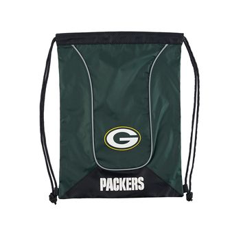 Green Bay Packers Backsack Doubleheader Style Green