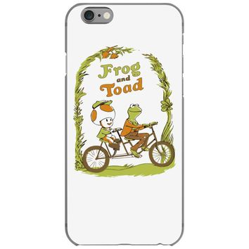 frog & toad iPhone 6/6s Case