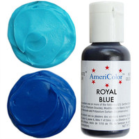 Royal Blue Gel Paste Food Color