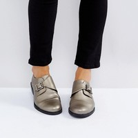 Park Lane Monk Shoe with Buckle at asos.com