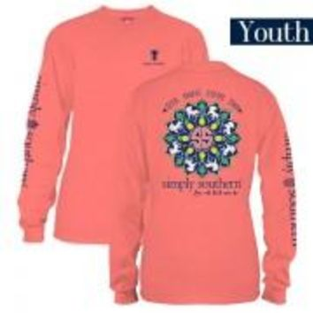 "New Youth Simply Southern Long Sleeve - ""Magic"""