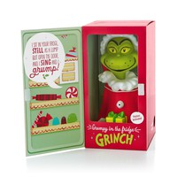 Grumpy in the Fridge Grinch