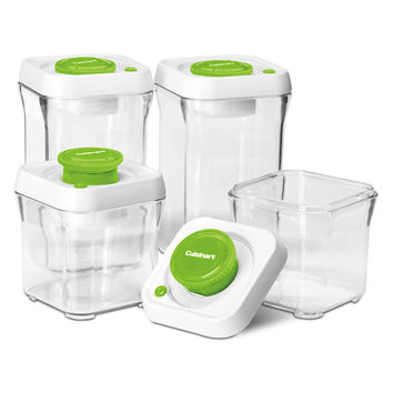 Cuisinart Canister Set (4 PC) - Green