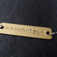 Fifth Harmony Jewelry 5H Fan Gift Harmonizer Necklace by NKDNA