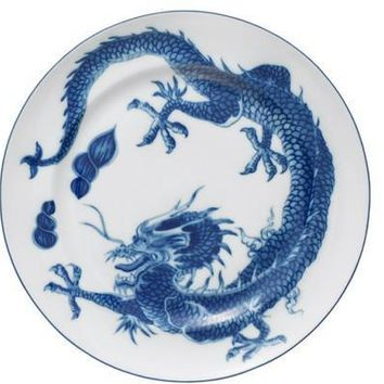 Blue Dragon Dinnerware Collection