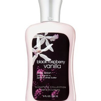 Bath Body Works Black Raspberry Vanilla 8.0 oz Body Lotion