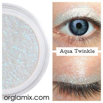 Aqua Twinkle Effects Eyeshadow