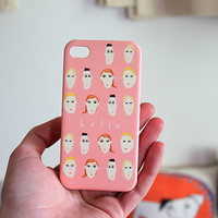Hello people phone cover