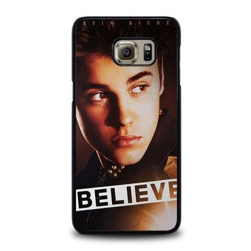 justin bieber samsung galaxy s6 edge plus case cover  number 3