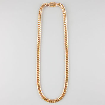 THE GOLD GODS Gold Cuban Link Chain Necklace | Necklaces