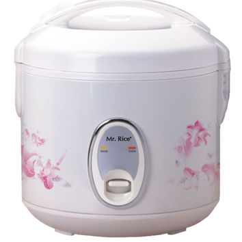 6-cups Rice Cooker by Sunpentown-SPT-SC-1201P
