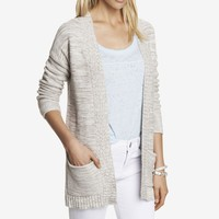 MARLED TEXTURED KNIT COVER-UP