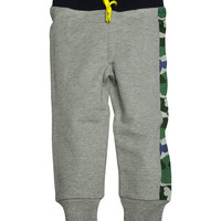 Heather Gray French Terry Organic Pants - Infant, Toddler & Boys