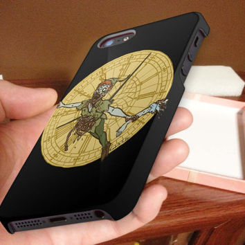 peterpan zombie 3D Phone Case for iPhone 4,iPhone 4s,iPhone 5,iPhone 5s,iPhone 5c,Samsung Galaxy s3,samsung Galaxy s4