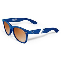 Maxx HD Kansas City Royals Retro Sunglasses - Men (Blue)