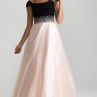 Night Moves 6804M Formal Dress Gown