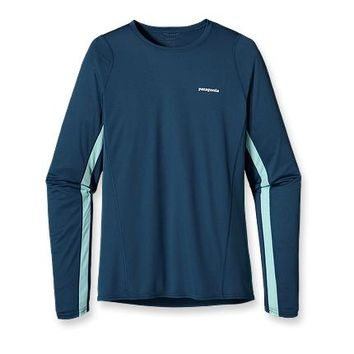 Patagonia Men's Long-Sleeved Fore Runner Shirt