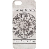 With Love From CA Celestial iPhone 5/5S Case - Womens Scarves - White - One