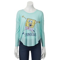 Mighty Fine ''SpongeBob'' High-Low Top