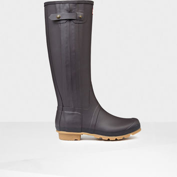 Hunter UK | Women's Original Slim Textured Wellington Boots | Official Site