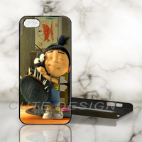Agnes Dog Despicable - Print on Hard Cover - iPhone 5 Case - iPhone 4 / 4s Case - Samsung Galaxy S3 case - Samsung Galaxy S4 case