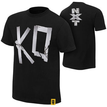 "Kevin Owens ""KO"" Authentic T-Shirt"
