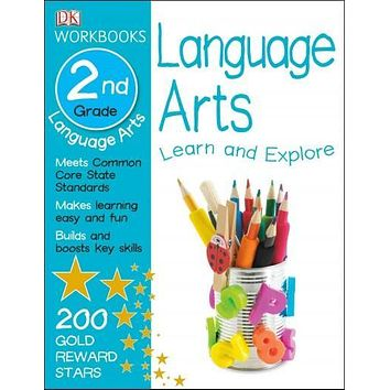 Language Arts Grade 2 (Dk Workbooks)