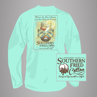 Southern Fried Cotton Sweet Tea LS