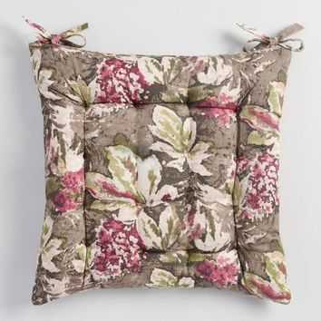 Floral Verona Chair Cushion