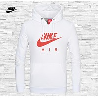 NIKE AIR Woman Men Fashion Hoodie Top Sweater Pullover