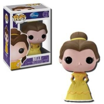 Funko POP! Disney Series 2 Vinyl Figure Belle