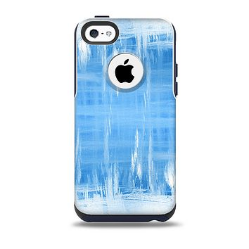The Water Color Ice Window Skin for the iPhone 5c OtterBox Commuter Case