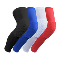 1PCS Knee brace Honeycomb kneepad Basketball Leg Sleeve rodilleras Breathable Sport Safety Kneepad Bumper Barce Knee Protector