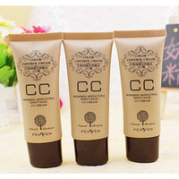 CC cream 30 ml moisturizing whitening the flaw Carry bright color of skin Render the frost Invisible Pores
