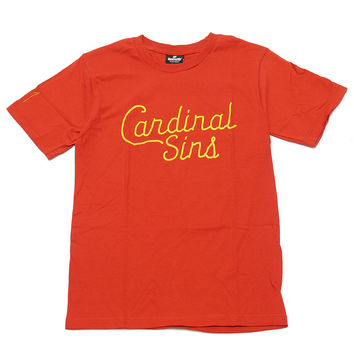 Undefeated Sins SS Tee - Red