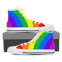 LGBTQ Pride Shoes