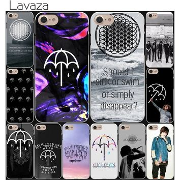 Lavaza Oliver Sykes Bring Me the Horizon bmth Hard Coque Shell Phone Case for Ap