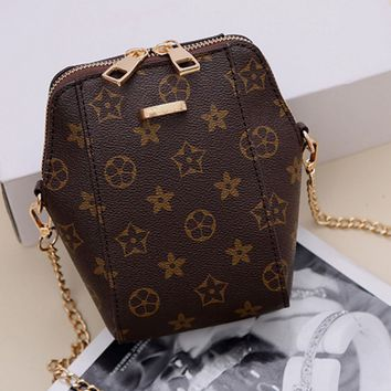 Casual Stars Printed Crossbody Bag