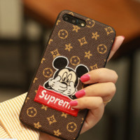 SUPREME Case for iPhone 6 7 8 Plus X S XR MAX