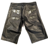G-Gator - Alligator/Lamb Skin Shorts