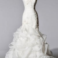 KCW1515 Confection Mermaid Wedding Dress by Kari Chang Eternal