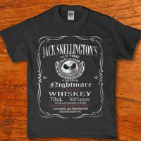 Jack Skellington's quality nightmare Whiskey Men's t-shirt