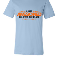 just awesome - Unisex T-shirt
