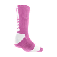 Nike Kay Yow Elite Crew Basketball Socks (Medium)