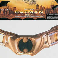 Batman Belt Child