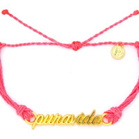 Gold Pura Vida Strawberry