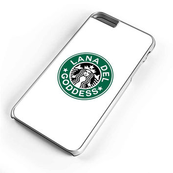 Lana Del Rey Starbuck Meme Green iPhone 6S Plus Case iPhone 6S Case iPhone 6 Plus Case iPhone 6 Case
