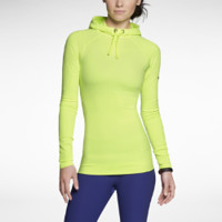 Nike Pro Hyperwarm Fitted Seamless Pullover Women's